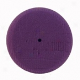 6 Inch Lake Region Kompressor Purple Heavy Cutting Foam Pad