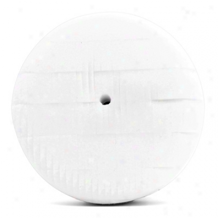 6 Inch Lake Country Kompressor White Polishing Foam Pad