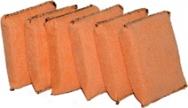 6 Pack Cobrz Microfiber Applicator Pads