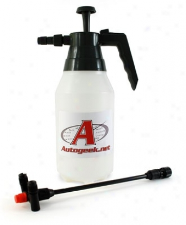 Autogeek Chemical Rseistant Preqsure Sprayer With Double Barrel Extension