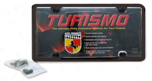 Black Edged Turismo Lens Frame