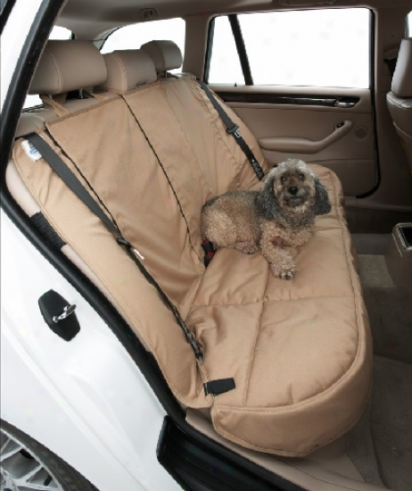 Canine Covers Customrear Seat Protector
