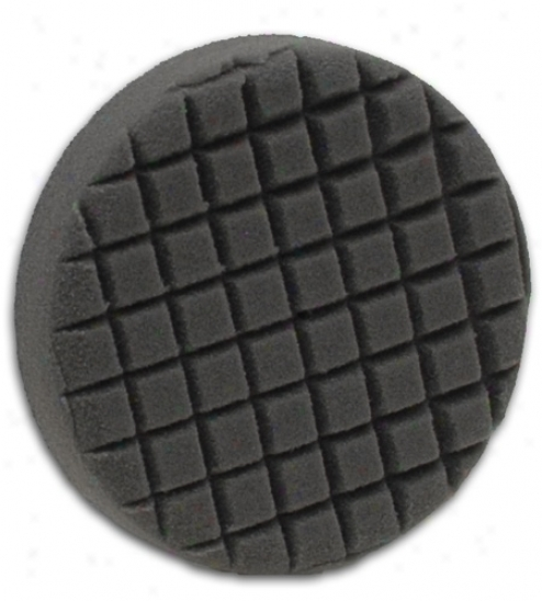 Cobra Cross Groove™ 6.5 Inch Gray Finishing Pad