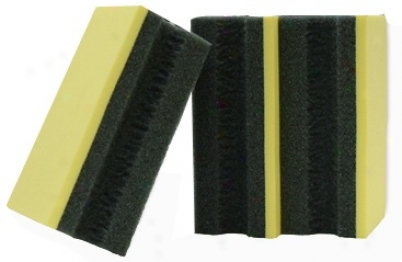 Cobra Flex Foam Tire Dressing Applicators 3 Pack   Buy One, Get One Free!