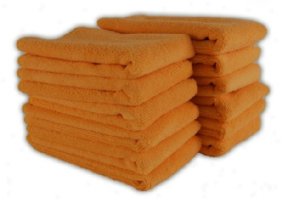 Cobra Mango Breeze Microfiber Towels12 Pack