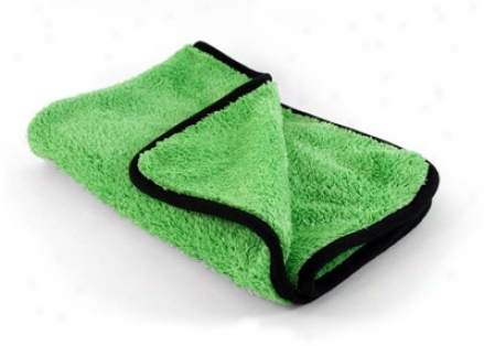 Cobra Shamrock 750 Microfiber Towel, 16 X 42 Inches