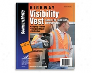 Commutemate Highway Visibility Vest