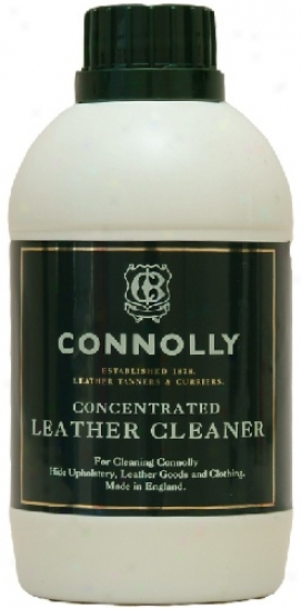 Connolly Leather Caution Cleaner