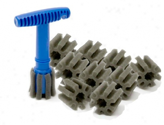 Corvette Wheel Lug Nut Brush Kit