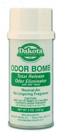 Dakota Odor Bomb Car Odor Eliminator - Neutral Air