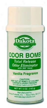Dakota Odor Bomb Car Odor Elimimator - Vanilla