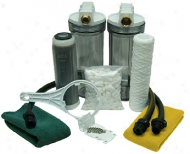 Deluxe Clean Water Filtef Kit