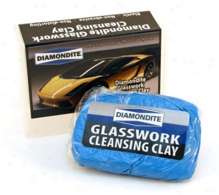 Diamonditeâ® Glasswork Purifying Clay