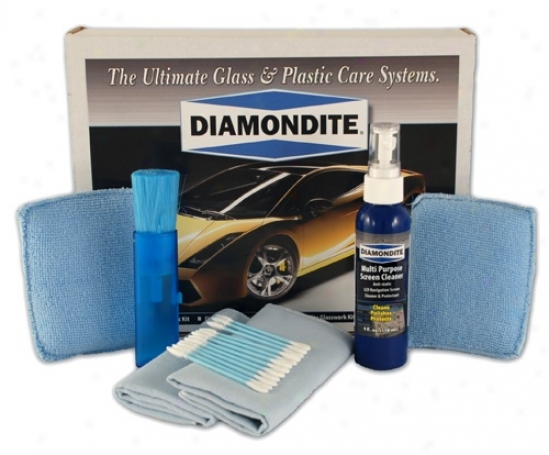 Diamondite Multi Purpose Screen Claenong Kit
