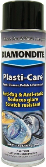 Diamondite� Plasfi-care Plastic Cleaner