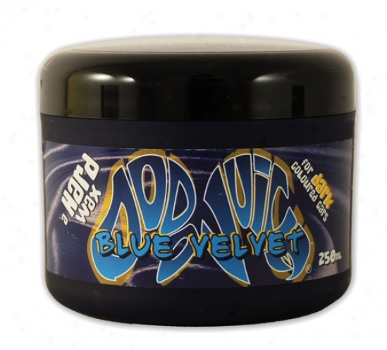 Dodo Juice Blue Velvet Hard Car Wax 250 Ml.