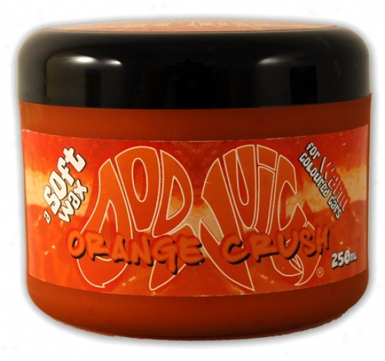 Dodo Juice Orange Crush Soft Cere  250 Ml.
