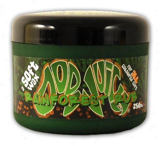 Dodo Juice Rainforest Rub Soft Wax 250 Ml.