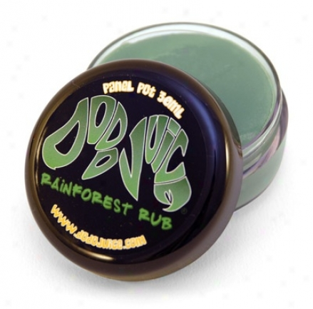 Dodo Juice Rainforest Rub Soft Wax 30 Ml.