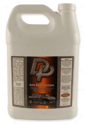 Dp Auto Bath Shampoo 128 Oz.