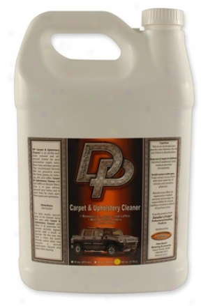 Dp Carpet & Upholstery Cleaner 128 Oz.