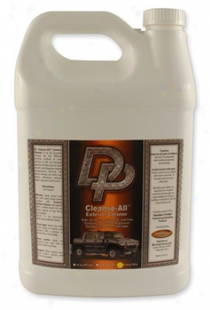 Dp Cleanse-all Exterior Cleaner 128 Oz.