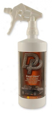 "Dp Final Glossâ""¢ Quick Detailer"