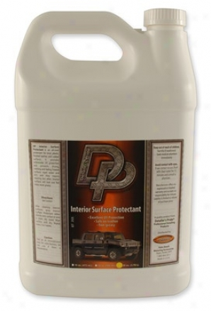 Dp Interior Surface Protectant 128 Oz.