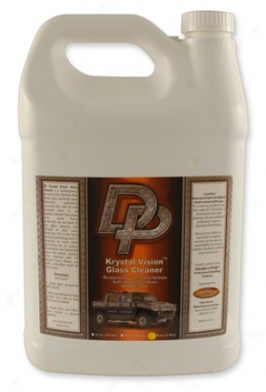 Dp Krystal Sight Glass Cleaner 128 Oz.