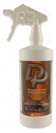Dp Krystal Vision Glass Cleaner  Buy One, Get One Gratuitous!