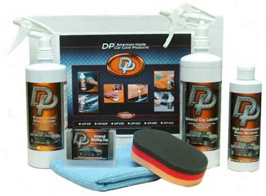 Dp Perfect Vision Glass Kit