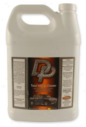Dp Total Interior Cleaner 128 Oz.