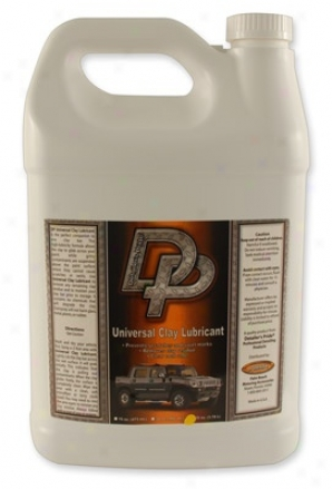 Dp Universal Clay Lbricant 128 Oz.