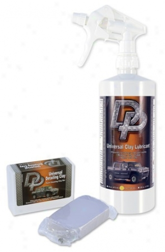 Dp Universal Detailing Clay & Lube Combo