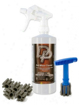 Dp Wheel Lug Nut Cleaning Kit