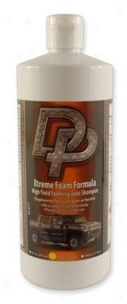 Dp Xtreme Foam Formula Auto Shampoo