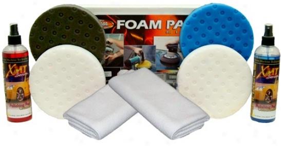 """Dual Actoon 6.5"""" Ccs oFam Pad Kit"""