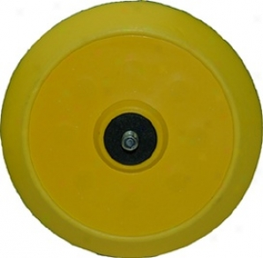 Dual-action Hook & Loop Flexible Backing Plate 6""