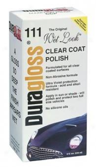 Duragloss Clear Coat Polish (ccp) #111