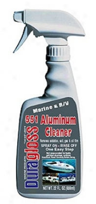 Duragloss Marine & Rv Aluminum Cleaner #551