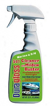 Duragloss Marine & Rv Cleaner With Blight Buster #541