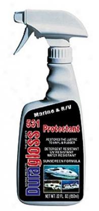 Duragloss Marine & R/v Protectant #531
