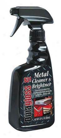 Duragloss Metal Cleaner & Brightener #831
