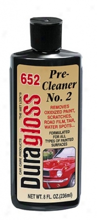 Duragloss Precleaner (pc) #651