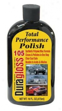 Duragloss Total Performance Polish (tpp) # 105