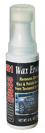 Duragloss Wax Eraser (we) #481