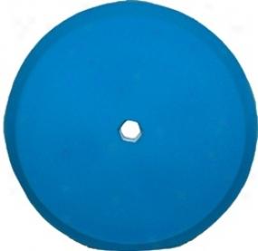 """Edge 8"""" Blue Durafoam Pad"""