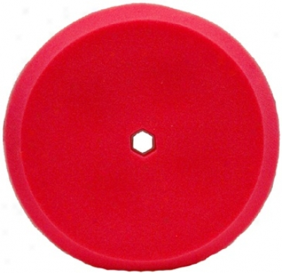 "Edge 8"" Red Lsp Durafoam Pad"