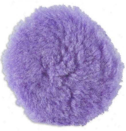 Foamed Wool 3.5 Inch Buffing & Polishing Pad