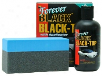 Always Black Black-top Dye F0r Vinyl Tops
